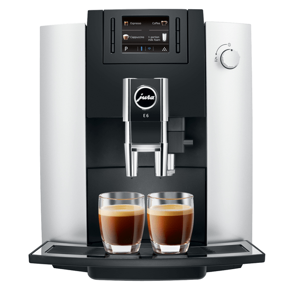 Jura e6 coffee maker review