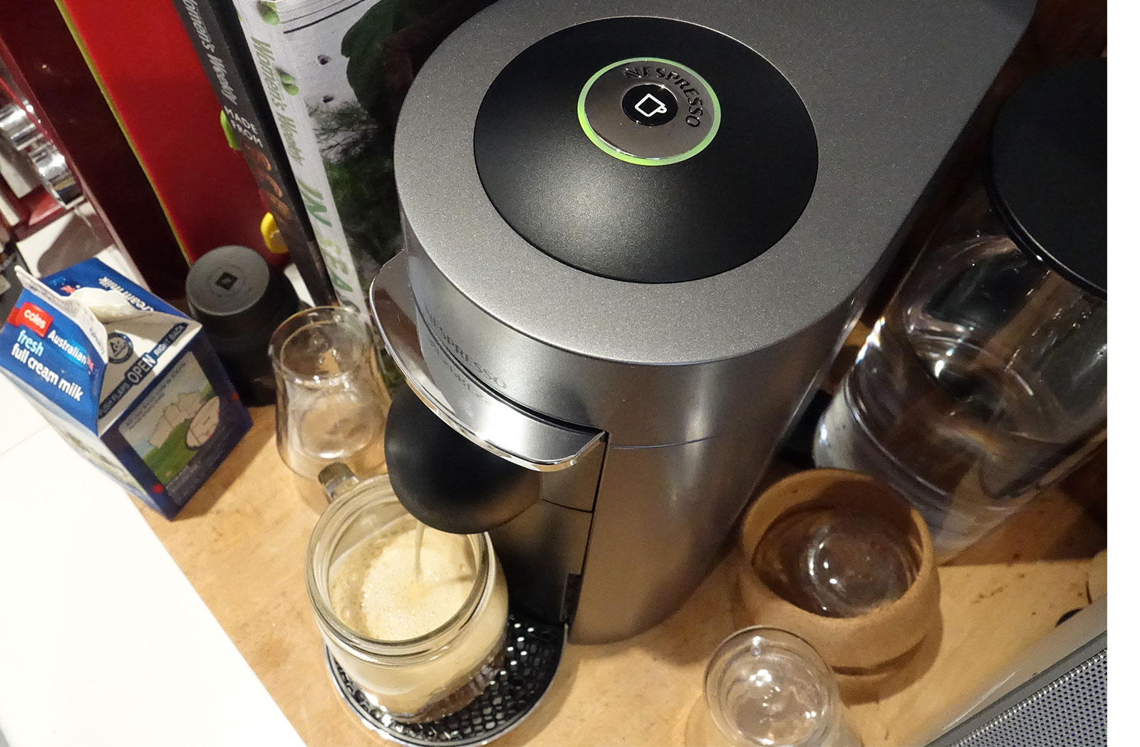 nespresso vertuoplus coffee maker
